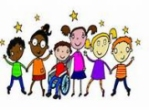 children with disabilityes logo